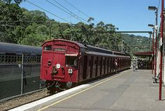 470M-327M Upper Ferntree Gully Melbourne Victoria, Historical Photos, Trains, Australia, Ranges, Vr, City, World, Historical Pictures