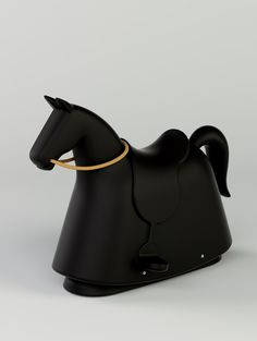 Marc Newson Ltd Rocky the Rocking Horse. I really like this design...