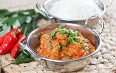 """Chicken Tikka Masala. Another Pinner said """"it takes a bit of time to make this but the result is amazing:)"""""""