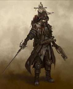 Warhammer Witch Hunter.