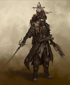 Warhammer Witch Hunter.