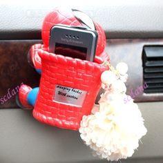 Very Cute Auto Car Spider Man Inner Decor Ornament Red Color   eBay