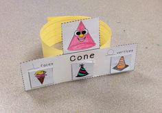 A Spoonful of Learning: 3D Shapes!