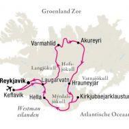 Flydrive IJsland 10dgn / buro scanbrit