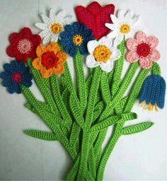 Flores para aplicar