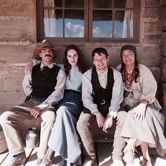 Scoot McNairy as Bill McNue in Godless - Netflix 2017