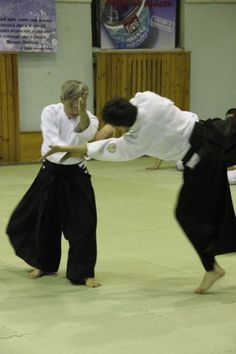 Yasunari Kitaura Sensei. Aikido Aikikai Seminar 17-19 December 2010, Tashkent Img 1