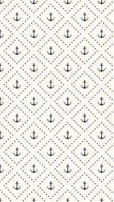 Pattern Of Anchors iPhone 5C / 5S wallpaper #iphonewallpaper