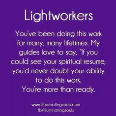 Lightworkers:
