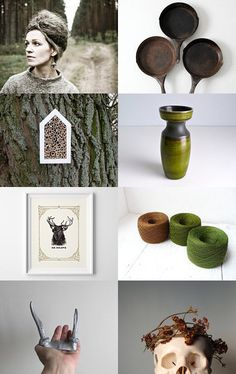 Woodland Wonder. by TheBand on Etsy--Pinned with TreasuryPin.com
