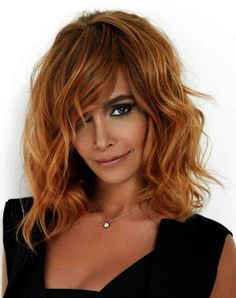 Turkish Actress, Songül Öden  #Hair & #Makeup.