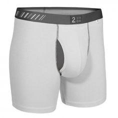 2 undr Swing Shift (White) Underwear