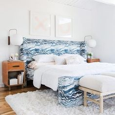 Enter to win $4250 worth of bedroom luxuries to help you have a good night sleep and a happy morning! We've partnered with Rebecca Atwood and some of our other favorite bedroom brands to bring some cozy happiness to your bedroom. Enter now thru Friday via link in bio for your chance at prizes from @rebeccaatwooddesign, @brooklinen, @wakeupwright, @katyskeltonllc, @shopcandlefish, @lakepajamas, @quarterlane, @maidenhome, @remodelista. 📷 @tessaneustadt of @em_henderson's bedroom.