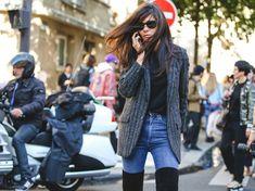 cuissardes stretch #overkneeboots #otk #boots #stretchboots #streetstyle #fashionlook #fashion