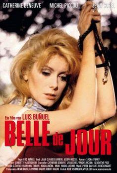 """""""Belle de jour"""", drama film by Luis Buñuel (France, 1967)"""