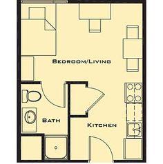 Small Studio Apartment Floor Plans | Home Future Students Current Students Faculty & Staff Patients Alumni