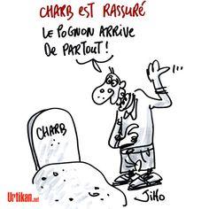 Charlie Hebdo n°1178 : le numéro de tous les records - Dessin de Jiho - 20/01/2015