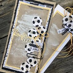 Til ei fotballjente ⚽️⚽️ . . . #monakort #scrapbooking #konfirmasjon #konfirmant #håndlaget #kortlaging #minhobby #fotball #raufossfotball Funny Cards, Masculine Cards, Sport, Card Tags, Monet, Snoopy, Cool Stuff, Babys, Kids