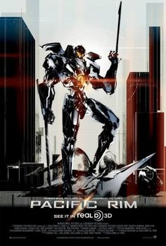 Pacific Rim great action