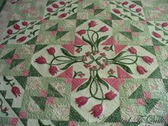 Addicted To Quilts: In The Pink