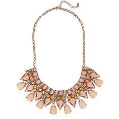 BaubleBar Pastel Ziegfeld Necklace