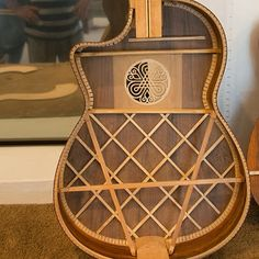 Renato Bellucci, Bellucci Guitars: Roy's Custom Lattice Doubletop
