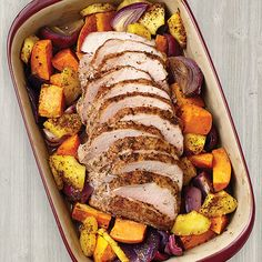 Caribbean Pork Roast - The Pampered Chef®