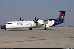 Malev - Hungarian Airlines HA-LQC De Havilland Canada DHC-8-402Q Dash 8 aircraft picture