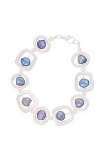 Bracelet <BR> Perles de culture