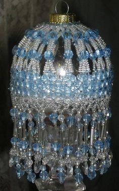 Beaded Ornament Cover   eBay
