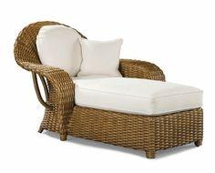 Veranda Wicker Chaise By Wicker Liked From A Luxurious Wicker Sofa.