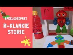 R klankie storie - YouTube #robot #afrikaans #klanke #klank  #taal #juffrou #Graad R #vorms Afrikaans, Robot, The Creator, Youtube, Robots, Youtubers, Youtube Movies