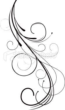 Swirl Design stock vector art 19462988 - iStock