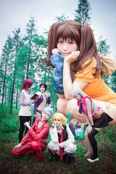 JunJun(大佬君) Ban Cosplay Photo - WorldCosplay