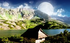 Would love to have a dream about this place tonight.  Lucid dreaming... a new hobby :)
