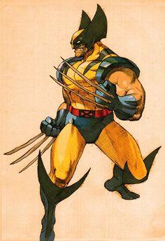 Best. Marvel. Superhero. Ever.