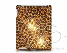 Leopard Crystal iPad 2 New iPad Case - Gold  http://www.dsstyles.com/ds.crystals/crystal-ipad-cases-leopard-swarovski-crystal-ipad-2-case-gold.html