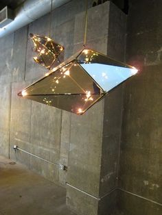 Lighting by Bec Brittain at 22 Bond NYC design week