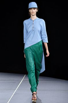 Jen Kao | Spring 2013 Ready-to-Wear Collection
