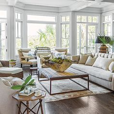 Fresh  Friendly Beach House Makeover - Southern Living