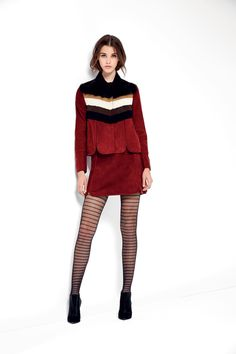 Those hems -- >> Longchamp Fall 2016 Ready-to-Wear Fashion Show