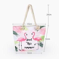 Hot Flamingo Printed Bag – Baqala Store Ssl Security, Summer Tote Bags, Flamingo Print, Printed Bags, You Bag, Bag Sale, Reusable Tote Bags, Store, Hot