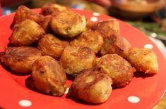 Indische Kartoffelbällchen (vegan)