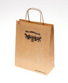 Ecosac, torba ekologiczna, torba papierowa, Ultrajeans, www.ecosac.pl