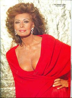 -sophia-loren one of her best photographs as she is so beautiful, kind