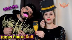 ♥ Tutorial: Ideas Photo Call (Goma eva / Foamy) ♥
