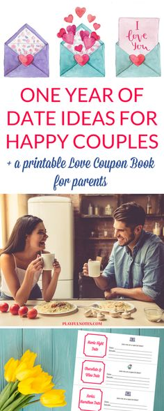Mother\u0027s Coupon Book - Instant Download Coupons, Free time and Fun