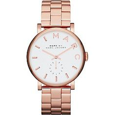 Marc Jacobs Damenuhr MBM3244