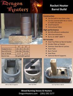 rocket stove and grill Bbq Wood, Rocket Mass Heater, Appropriate Technology, Stove Heater, Thermal Mass, Old Stove, Rocket Stoves, Decathlon, Maker