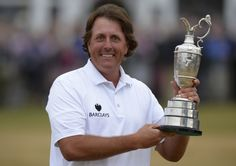phil mickelson open championship 2013   ... British Open golf championship at Muirfield in Scotland July 21, 2013